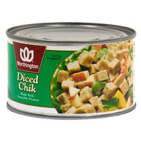 Worthington Diced Chik, Fat Free, 13-Ounce Cans (Pack of 12)