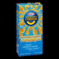 Kraft Macaroni & Cheese Extreme Cheese Explosion