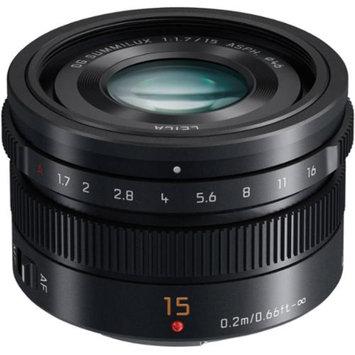 Panasonic Lumix G 15mm f/1.7 Leica DG Summilux Lens for G Series Cameras
