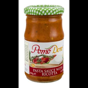 Pomo Doro Pasta Sauce with Ricotta