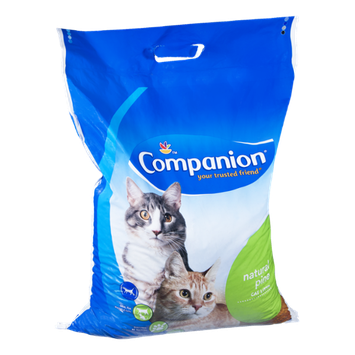 Ahold Companion Your Trusted Friend Natural Pine Cat Litter