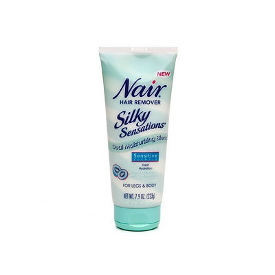 Nair Silky Sensations Dual Moisturizing Blend for Legs and Body