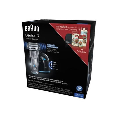 BRAUN SERIES 7 790CC SPECIAL DELUXE SERIES W/OS PRODUCTS