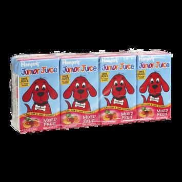 Hansen's Junior Juice Mixed Fruit - 4 CT