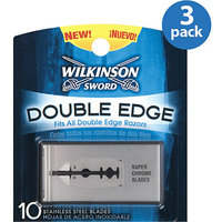 Wilkinson Sword Double Edge Super Chrome Blades