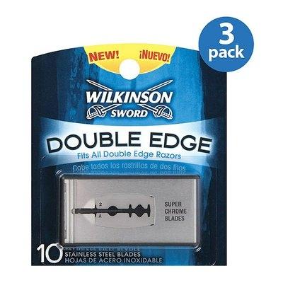 Wilkinson Sword Double Edge Super Chrome Blades