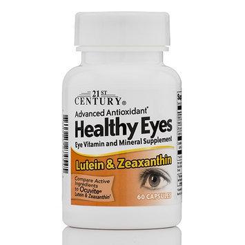 21st Century Healthy Eyes w/Lutein & Zeaxanthin 60 Capsules