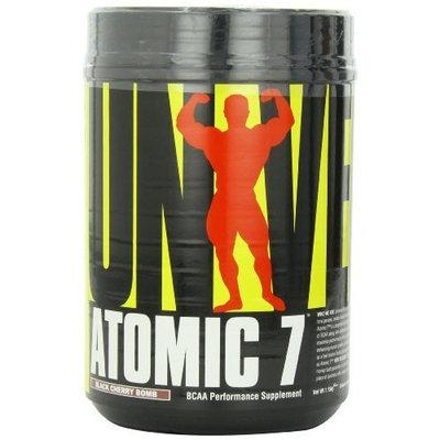 Universal Nutrition Atomic 7, Black Cherry Bomb, Nt. Wt.1.16.kg, 90 Count