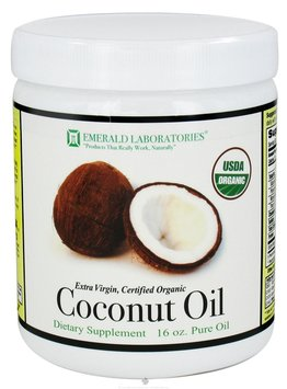 Emerald Organic Coconut Oil Liquid