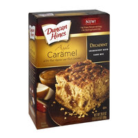 Duncan Hines Apple Caramel Decadent Cake Mix