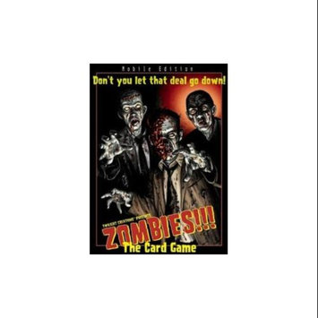 Zombies The Card Game