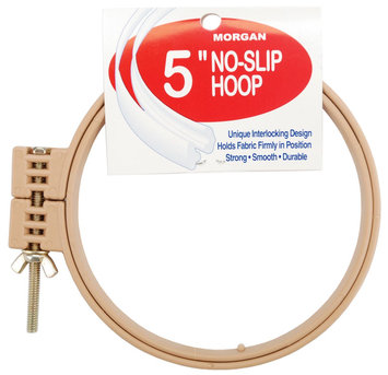 Morgan Products Plastic -Hoop No Slip 5