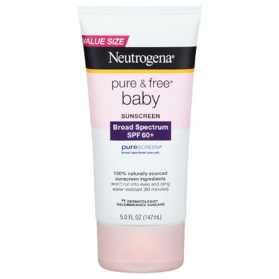 Neutrogena Pure & Free Baby Lotion