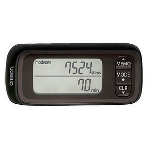 Omron Tri-Axis Pocket Pedometer