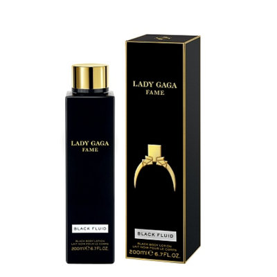 Lady Gaga Fame Body Lotion, 6.7 oz
