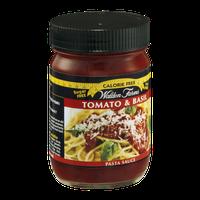 Walden Farms Pasta Sauce Tomato & Basil