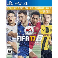 EA FIFA 17 Deluxe Edition - Playstation 4