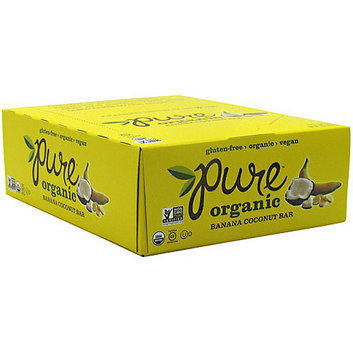 Promax Nutrition Pure Organic Banana Coconut Bars