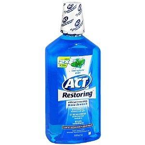 ACT Restoring Anticavity Fluoride Mouthwash