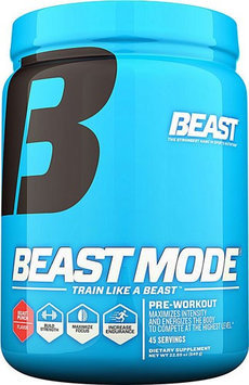 BEAST SPORTS NUTRITION Beast Mode, Beast Punch, 45 Servings