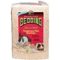L M Animal L/M Animal Farms SLM60201 Bulk Pack Pine Pressed Small Animal Bedding, 40-Pound
