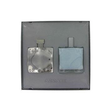 Uniquely For Him Chrome by Loris Azzaro Gift Set -- 3.4 oz Eau De Toilette Spray + 3.4 oz After Shave Balm