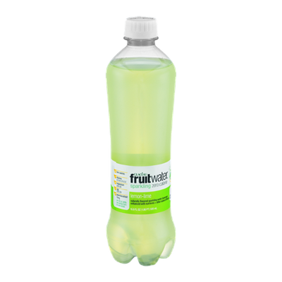 Glaceau Fruit Water Sparkling Zero Calorie Lemon-Lime