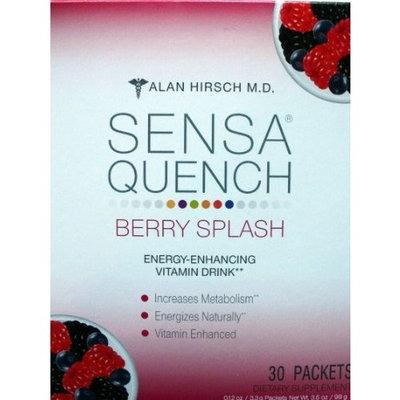 SENSA Quench Berry Splash, 3.3 Grams, 30 Count