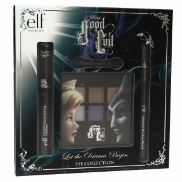 E.l.f. e.l.f. Disney Good vs Evil Eye Collection Gift Set, 1 set