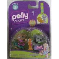 Mattel Polly Pocket Pet Duets Sparklin Pets Koala Bear and Kitten