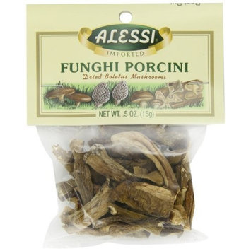 Alessi Porcini Mushrooms, 0.5-Ounce (Pack of 6)