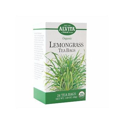 Alvita Organic Lemongrass Tea Bags
