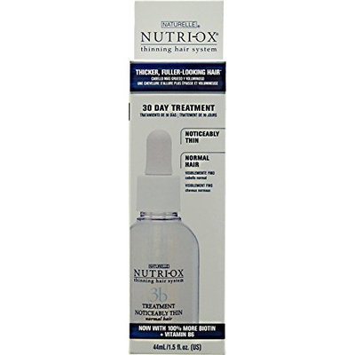 nutri-ox nutri-basics thinning hair serum reviews