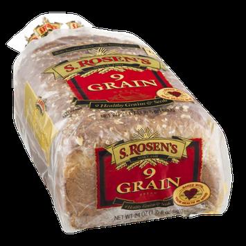 S. Rosen's 9 Grain Bread