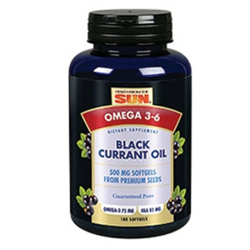 Health from the Sun Black Currant Oil