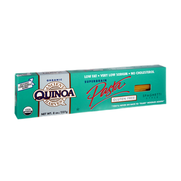 Quinoa Ancient Harvest Organic Gluten Free Spaghetti Sytle Supergrain Pasta