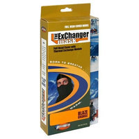 Polarwrap The Exchanger Mask, Blaze Orange, One Size Fits All, 1 Mask