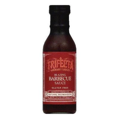 Trifecta Gourmet 13.5 oz. Sauce Bbq Blazing Case Of 6