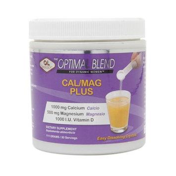 Olympian Labs Optimal Blend Cal/Mag Plus, 111 g