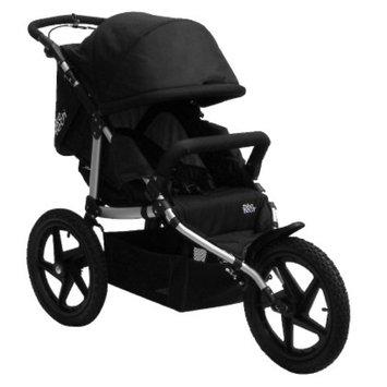 Tike Tech Single All Terrain X3 Sport Stroller - Classic Black