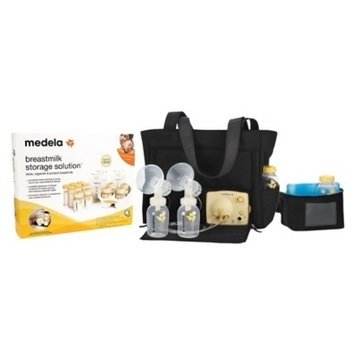 Medela Pump in Style Advanced Breast Pump and Storage Starter Kit
