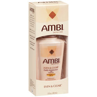 Ambi Even Clear AMBI Skincare Even & Clear Daily Moisturizer with Sunscreen, 3 fl oz