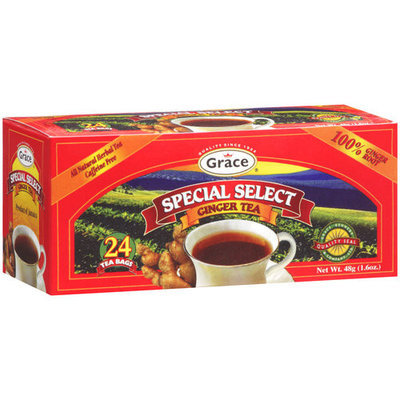 Placeholder Grace Special Select Ginger Tea, 1.6 oz