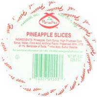 Paradise Pineapple Slices, 8 Ounce
