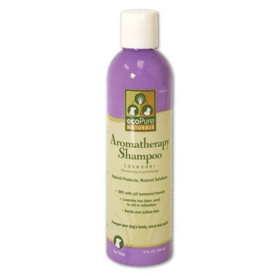 Our Pet's ecoPure Lavender Aromatherapy Shampoo, 8 Ounce