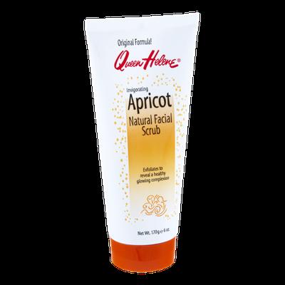 Queen Helene Original Formula Apricot Natural Facial Scrub