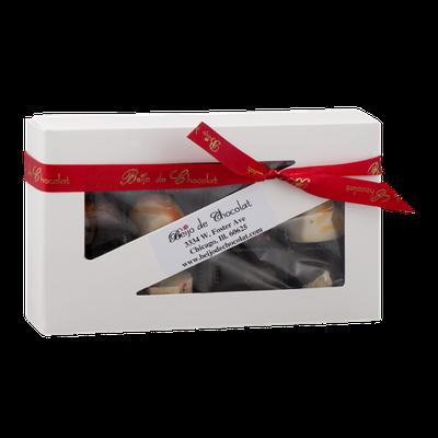 Beijo de Chocolat Mixed Box of Chocolates - 12 CT