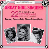 Hindsight Various Artists - Great Girl Singers: Original Recordings 1952-57