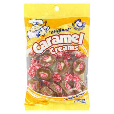 Crown Caramel Creams Candy, 5 oz