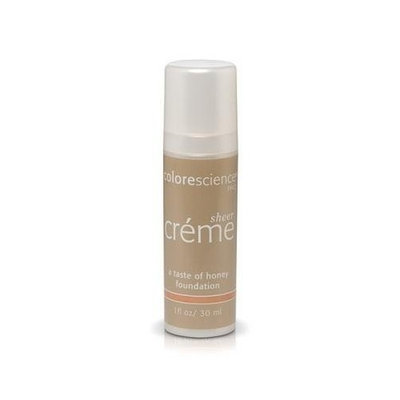 Colorescience Creme Foundation- Not Too Deep 1 oz/30 ml